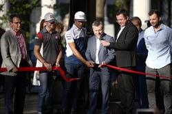 Romain Grosjean, Haas F1 Team, Lance Stroll, Williams, Eric Boullier