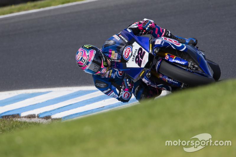 Alex Lowes, Pata Yamaha Racing