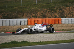 Лэнс Стролл, Williams FW40: разворот