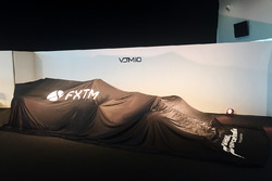 Der abgedeckte Force India VJM10