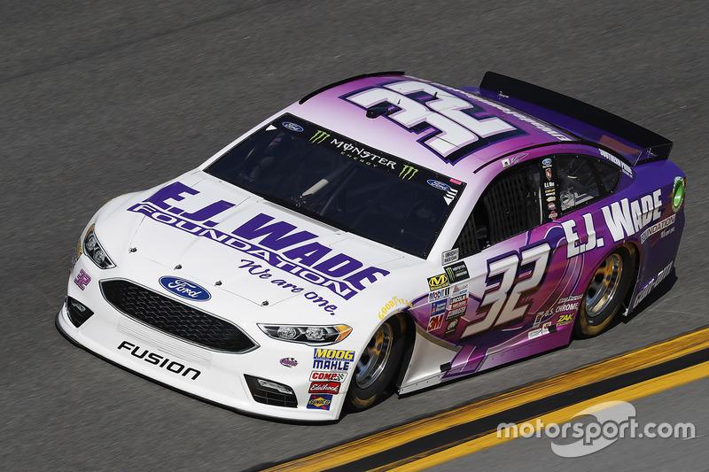 #32: Matt DiBenedetto, Go Fas Racing, Ford