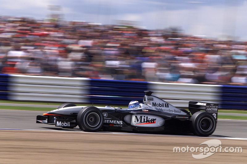 17. McLaren Mercedes MP4/16, Formula 1
