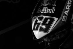 Bike of Nicky Hayden, Honda World Superbike Team