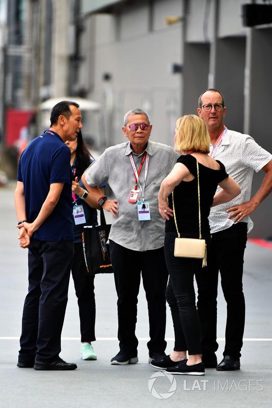 Colin Syn, Stellvertretender Geschäftsführer, Singapore GP PTE Ltd
