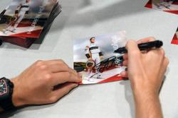 Stoffel Vandoorne, McLaren kaart
