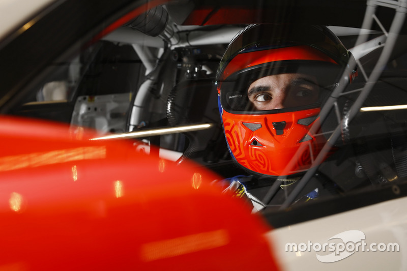Luca Stolz, Mercedes-AMG Team Zakspeed
