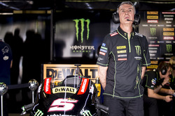 Monster Yamaha Tech 3 garage
