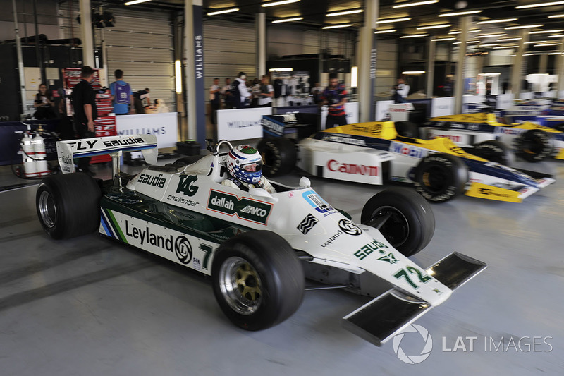 Williams FW07 de Carlos Reutemann