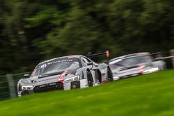 #5 Audi Sport Team WRT Audi R8: Marcel Fässler, Dries Vanthoor, Will Stevens
