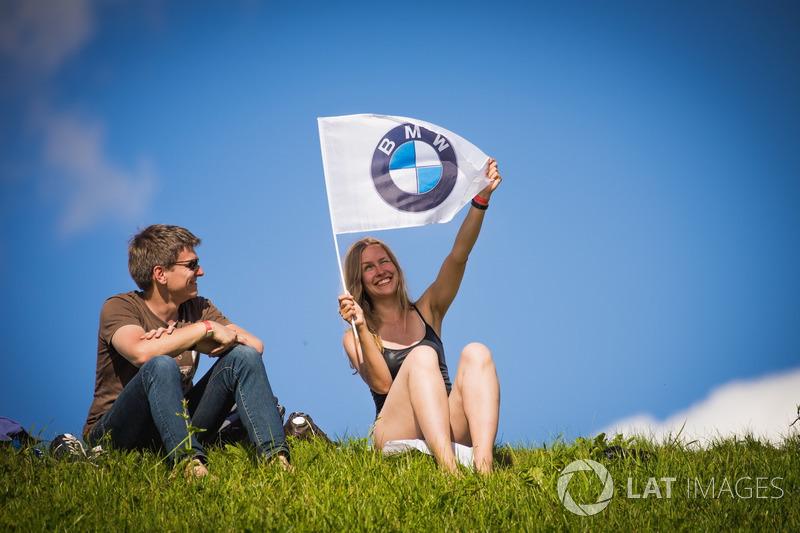 Уболівальник BMW