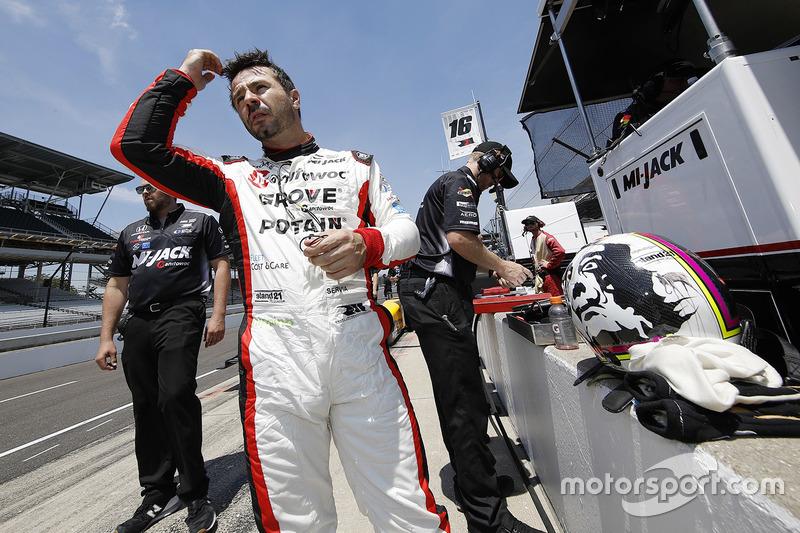 #16 Oriol Servià Rahal Letterman Lanigan Racing / Honda