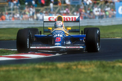 Nigel Mansell, Williams FW14 Renault