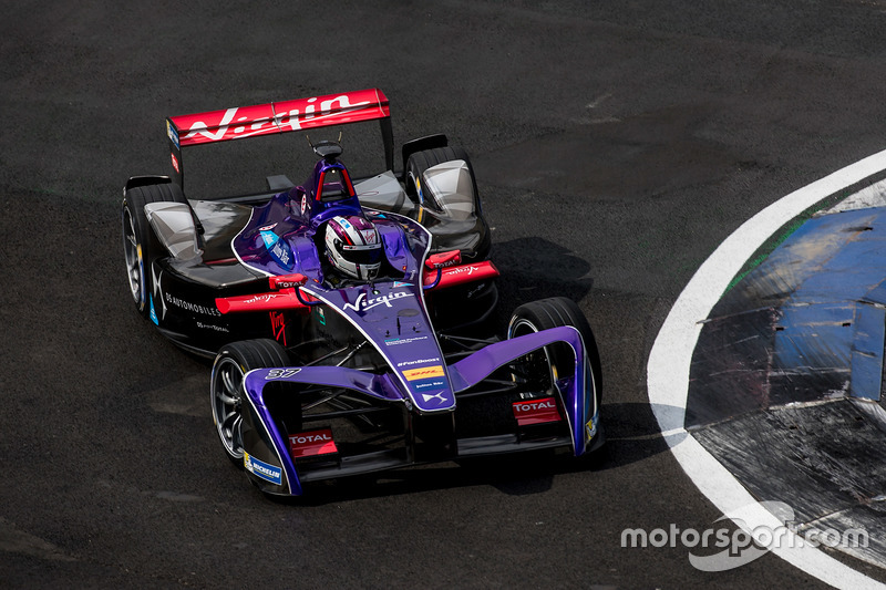 Jose Maria Lopez, DS Virgin Racing
