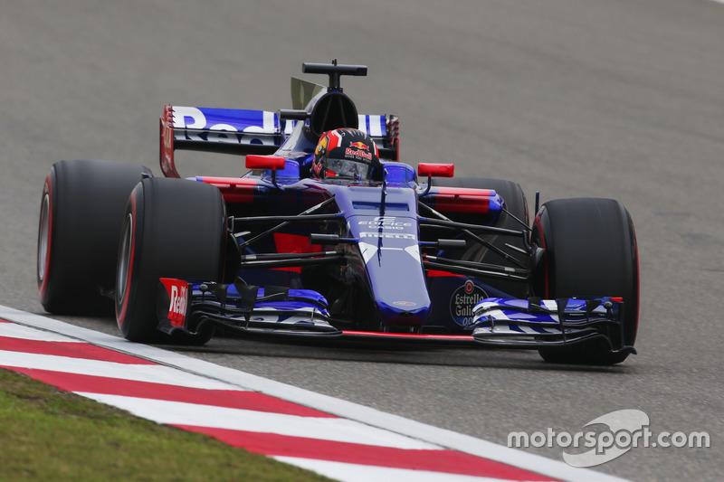 11. Данііл Квят, Toro Rosso — 2