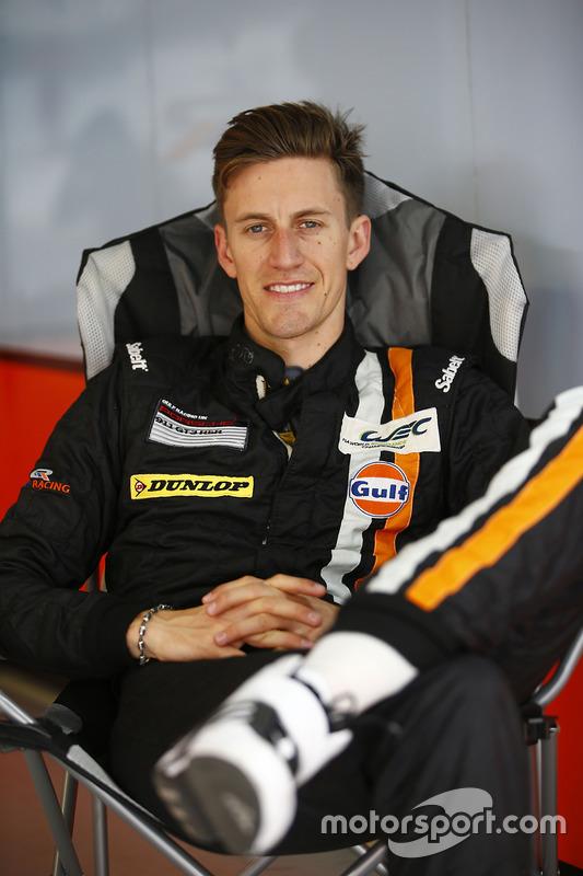 Ben Barker, Gulf Racing