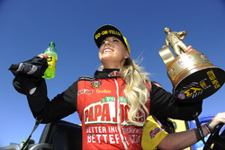 1. Top Fuel: Leah Pritchett