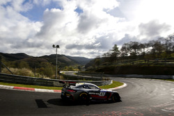 #47 Mercedes-AMG Team HTP Motorsport, Mercedes-AMG GT3: Sebastian Asch, Stefan Mücke, Christain Hohenadel