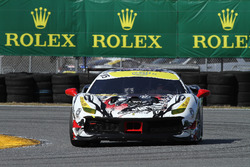 #115 Wide World Ferrari Ferrari 488: Jason McCarthy