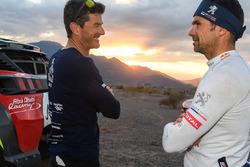 Marc Coma, Cyril Despres, Peugeot Sport