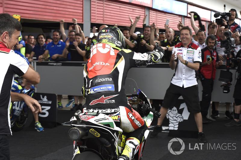 MotoGP Argentina: Cal Crutchlow, Team LCR Honda