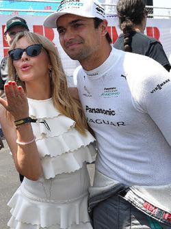 Kylie Minogue, Nelson Piquet Jr., Jaguar Racing