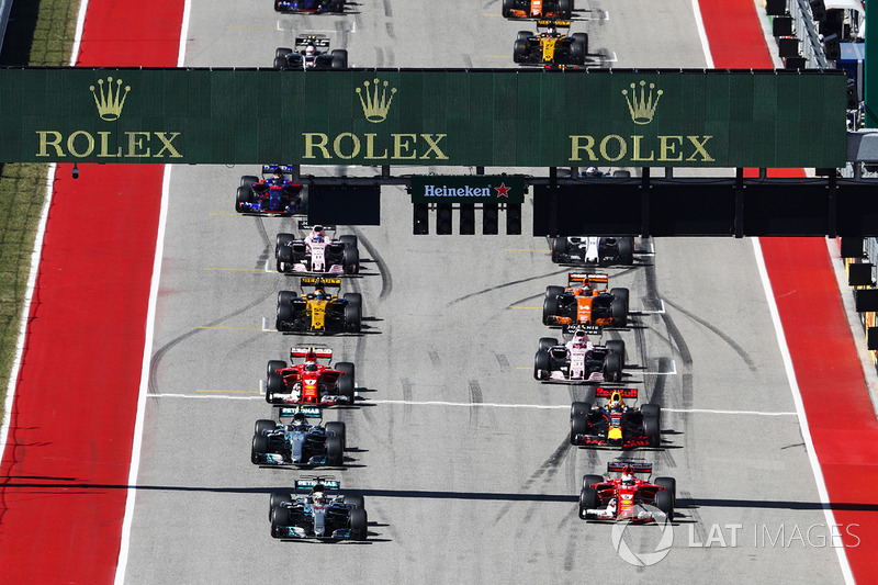 Pole position/ posisi pole