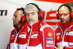 Gigi Dall'Igna, directeur général Ducati Corse