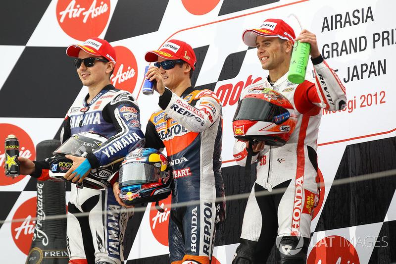 MotoGP Jepang 2012