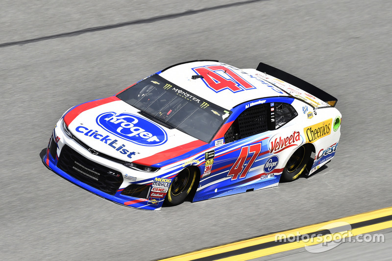 №47. Эй-Джей Алмендингер, JTG Daugherty Racing, Kroger ClickList Chevrolet Camaro