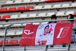 Fan di Charles Leclerc, Alfa Romeo Sauber F1 Team