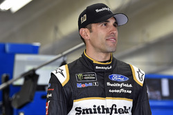 Aric Almirola, Stewart-Haas Racing, Ford Fusion Smithfield