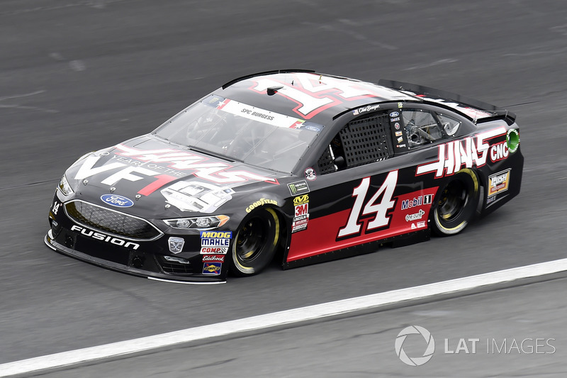 28. Clint Bowyer, Stewart-Haas Racing, Chevrolet Camaro Haas 30 Years of the VF1