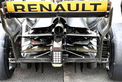 Renault Sport F1 Team RS17, dettaglio posteriore