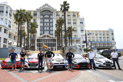 Drivers lineup