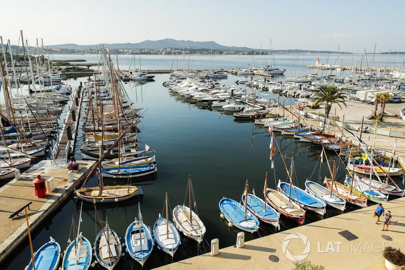 La marina a Sanary sur Mer