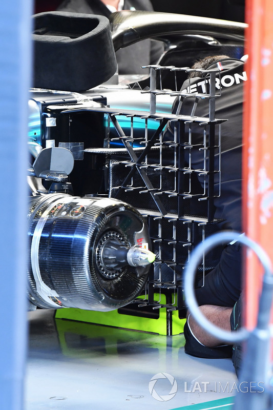 Marcus Ericsson, Sauber C37 aero sensörü