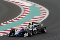 Enaam Ahmed, Hitech Bullfrog GP Dallara F317 - Mercedes-Benz