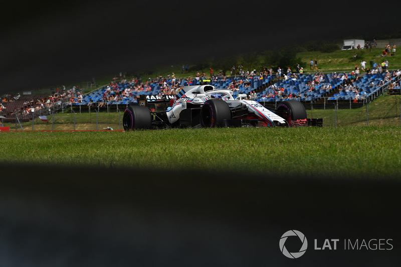 Формула 1, ХII этап, Гран При Венгрии