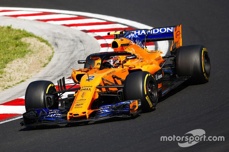 2018 : McLaren MCL33, à moteur Renault