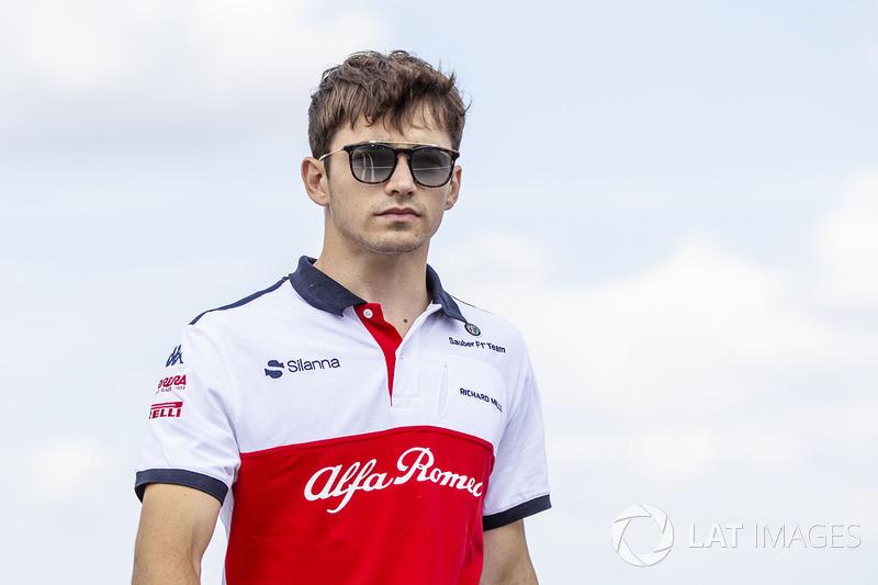 Bevestigd voor 2019: Charles Leclerc (Monaco)