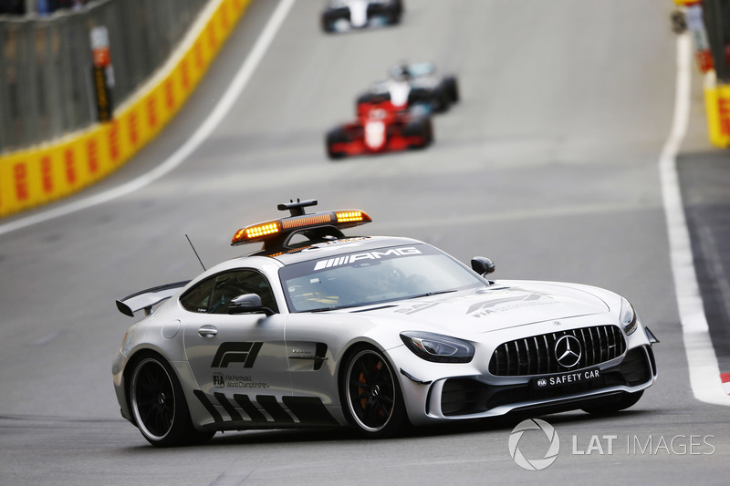 Iring-iringan Safety Car