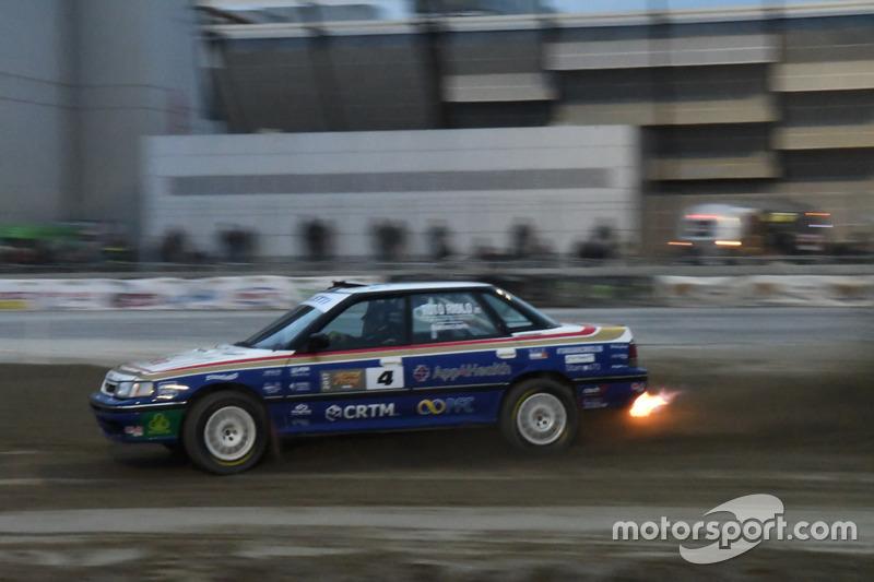 Salvatore Rioloi, Subaru Legacy