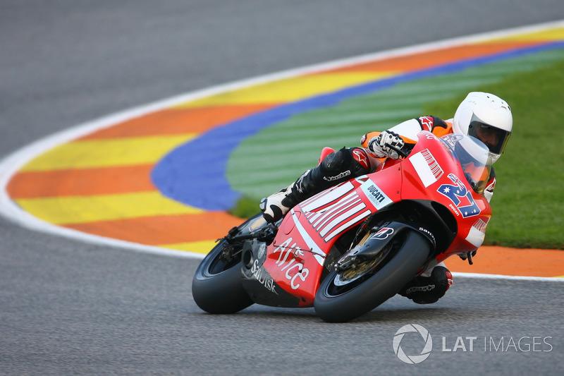 Michael Schumacher, Ducati Team