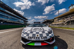 The Super Trofeo World Finals safety car