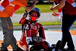 Аварія Алейша Еспаргаро, Aprilia Racing Team Gresini