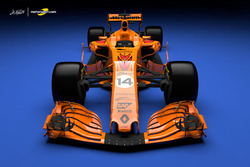 Designstudie: McLaren-Renault 2018