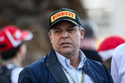 Ricardo Morales Rubio, President of Automobile Club Colombia
