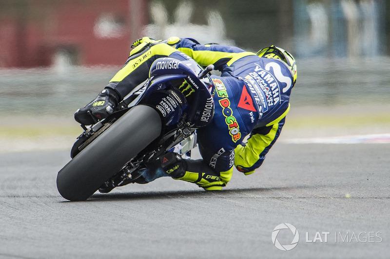 Valentino Rossi, Yamaha Factory Racing, llama