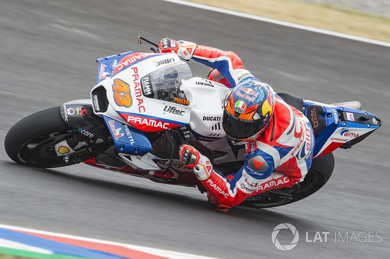 4. Jack Miller, Pramac Racing