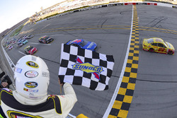 Joey Logano, Team Penske Ford takes the win